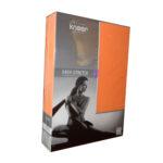 Kneer-Spannlaken-Orange
